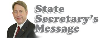 State Secretarys Message 2