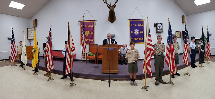 2113 Flag Day scouts