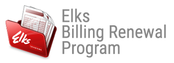 Elks Billing Renewal Program