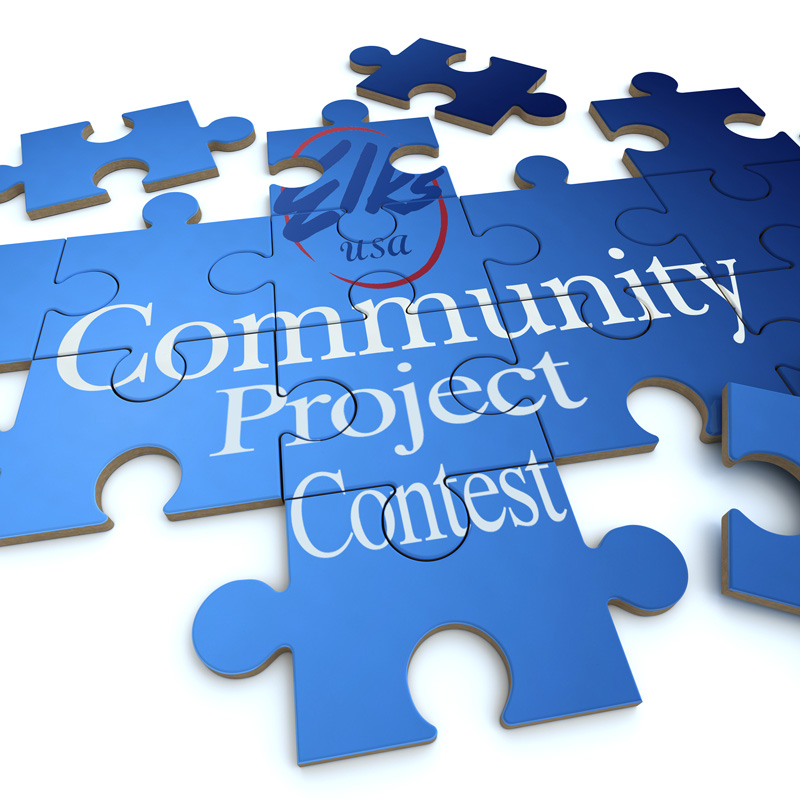 Elks Community Project Contest