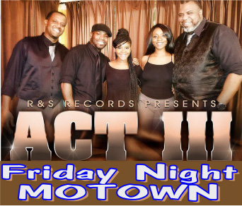 Friday Night Motown at the 57th Annual FLOE Conference