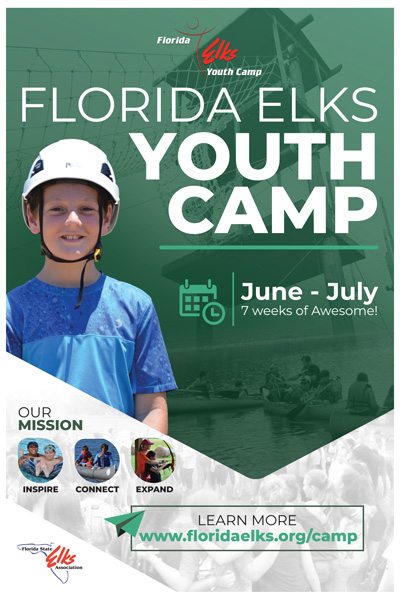 Florida Elks Youth Camp