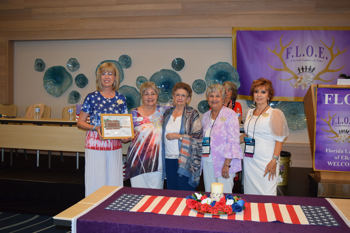 2020 Florida Elks State FLOE Conference