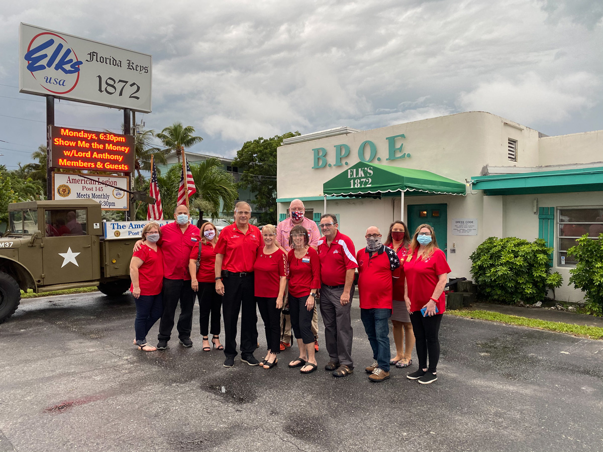 2020 Florida Elks State South District Visit